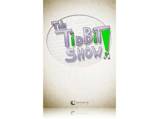 The TidBit Show-Landing