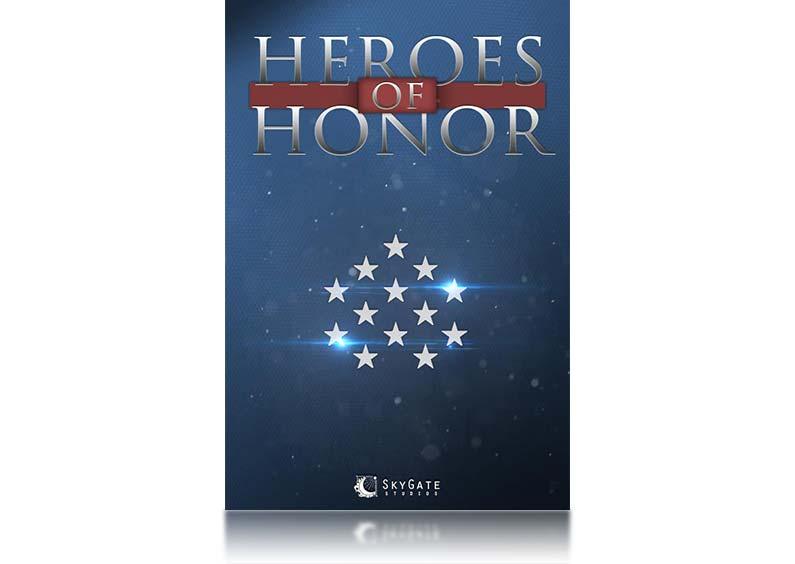 Heroes of Honor-Landing