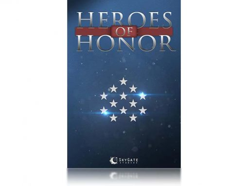 Heroes of Honor-Landing