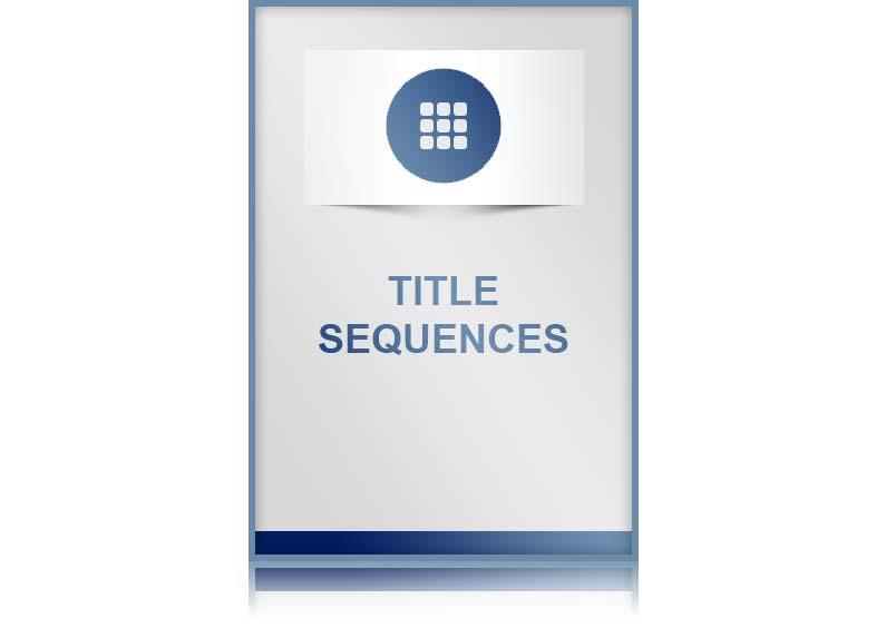 Title Sequences